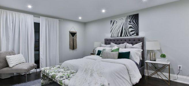 Dags att nyinreda sovrummet med en rea säng?