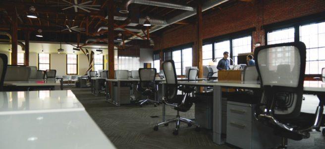Få hjälp till ett rent kontor